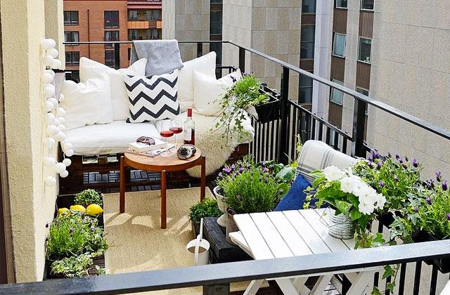 8 consejos para decorar tu terraza o balcon