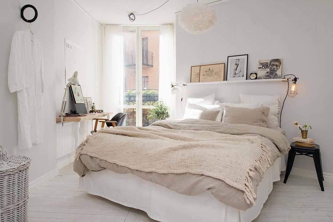 Las 5 claves para tener un dormitorio de estilo nordico