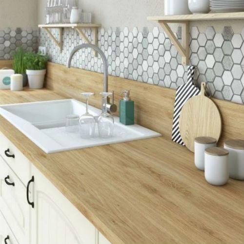 Encimeras de madera. Pros y contras de elegirla para tu cocina